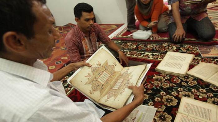 Hari Ini, Ada Lomba Baca Manuskrip Kuno di Museum Aceh, Ayo Jadi Pesertanya