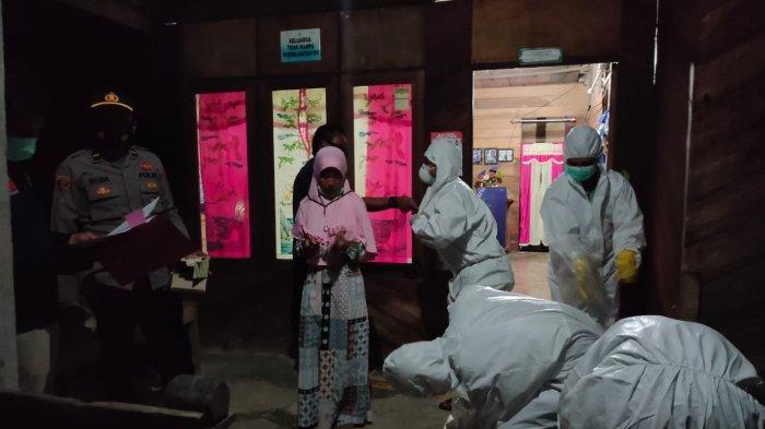 Mayat Ibu dan Anak Ditemukan di Simpang Jernih, Korban Dikenal Baik dengan Masyarakat