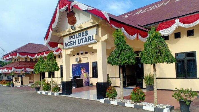 Ini Lima Kapolsek dan Dua Kasat Baru di Jajaran Mapolres Aceh Utara