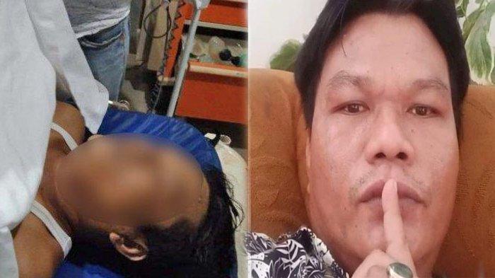 Sujito Tersangka PenembakanWartawan di Simalungun, Terungkap Peran Pengusaha Sumut Ini Bunuh Korban