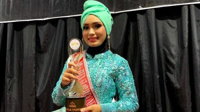 Maratun Shalih, Perwakilan Aceh Dinobat Sebagai Miss Teen Star Intelegensia Indonesia, Ini Profilnya