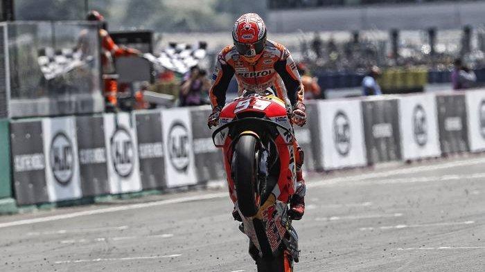 Marc Marquez Siap Comeback di MotoGP Catalunya 2020, Perebutan Juara Makin Seru
