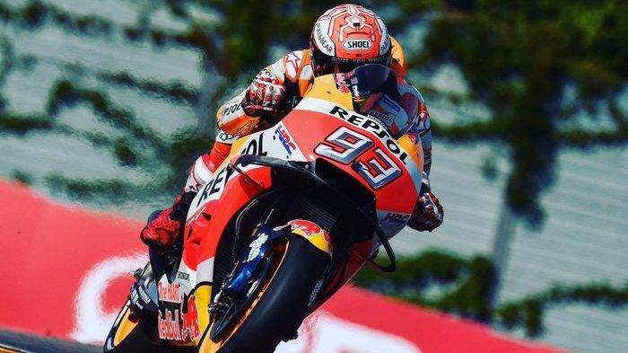 Jadwal Live MotoGP Jerman 2018 - Marc Marquez Akan Start Terdepan