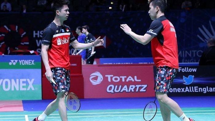 Rekap Hasil Lengkap Singapore Open 2019 - 7 Wakil Indonesia Sukses Lolos ke Perempat Final