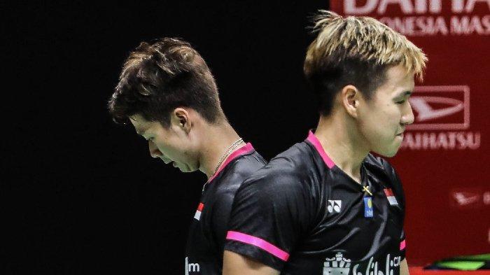 Piala Sudirman 2021 – Live di TVRI Indonesia vs Denmark, Berikut Jadwal Lengkap Penyisihan Grup