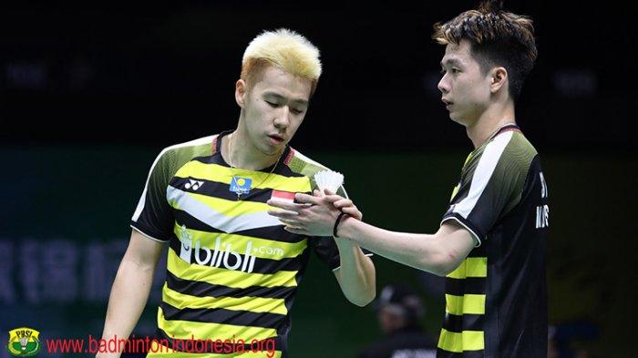 Marcus/Kevin Awali Laga di Malaysia Masters 2019, Ini Jadwal Tiga Turnamen Badminton Bulan Januari