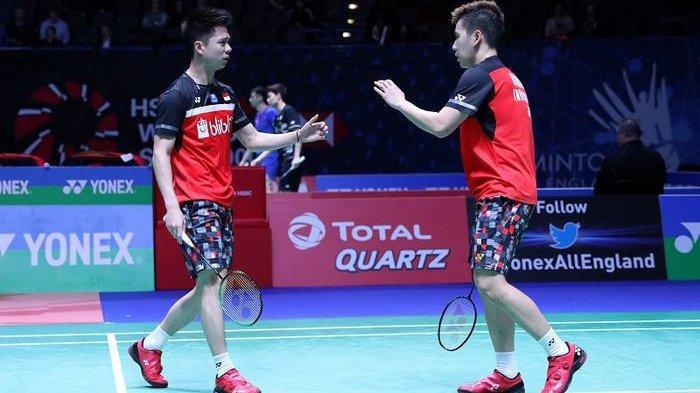 Marcus/Kevin Gagal di 3 Turnamen Beruntun, Ini Kata Pelatih Jelang Badminton Asia Championships 2019