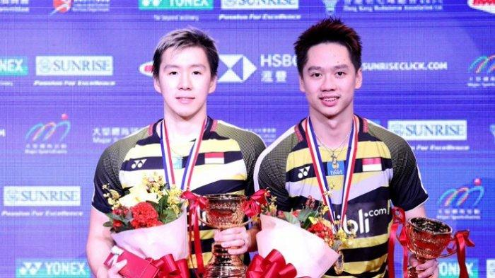 Juara Hong Kong Open 2018, Marcus/Kevin Raih Gelar ke-21, 20 Gelar Dikumpulkan dalam Tiga Tahun