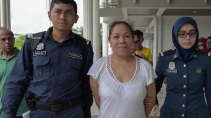 Selundupkan Narkoba, Wanita Australia Terancam Hukuman Mati di Malaysia