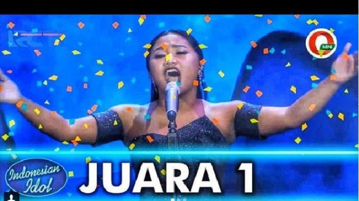 Selamat! Maria Simorangkir Juara Indonesian Idol 2018
