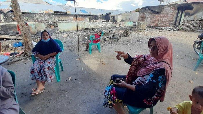 Ini Harapan Janda Mariana, Korban Kebakaran Rumah di Batuphat Timur Lhokseumawe