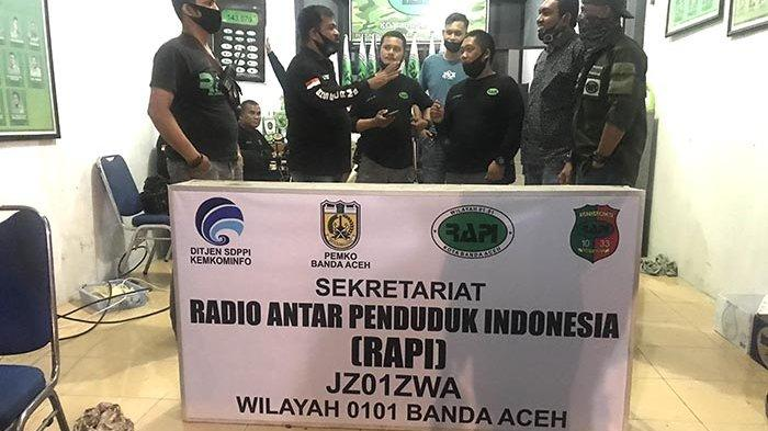 RAPI 0101 Tempati Markas Baru, Begini Sejarah Panjangnya sebelum Difasilitasi Pemko Banda Aceh