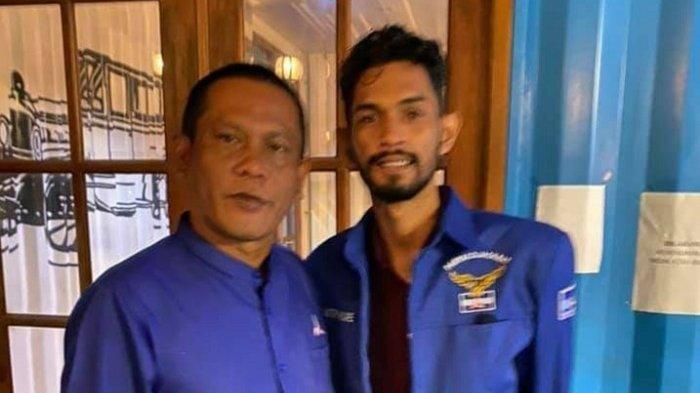 Martunis, Anak Angkat Cristiano Ronaldo, Kini Jadi Kader Demokrat Aceh