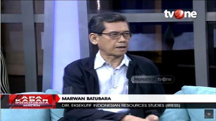 Jika Tetap Tunjuk Ahok Sebagai Komut Pertamina, Marwan Batubara Minta Erick Thohir Mengundurkan Diri