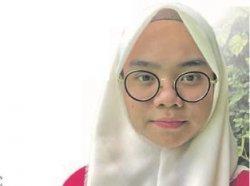 Mashita Mutiara Meutuah, Lulus di 5 Universitas Pilih Kuliah di ITB