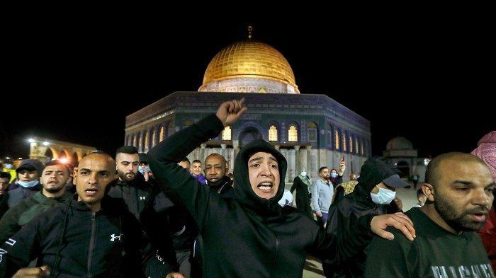 Israel Diam-diam Rusak Masjid Al Aqsa dengan Menyuntik Larutan Kimia ke Dinding & Pilar Agar Keropos