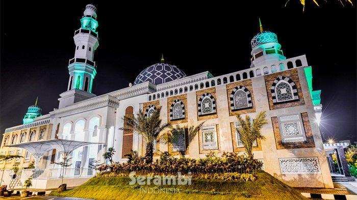 Masjid Oman Al Makmur Banda Aceh Milik Siapa? Begini Sejarahnya
