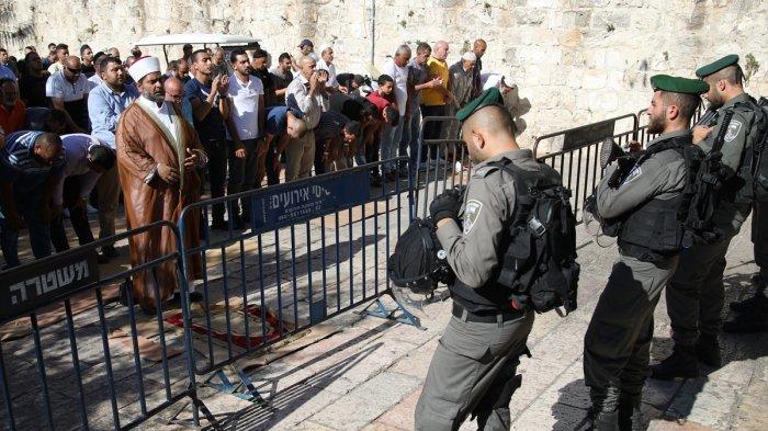 Yordania Serukan Israel Hentikan Pelanggaran di Al-Aqsa, Qatar Minta Negara Arab Bersatu