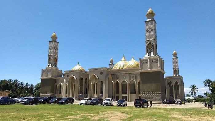 Abdya Sediakan Menu Berbuka dan Sahur Selama Ramadhan 1442 Hijriah di Masjid Agung Baitul Ghafur
