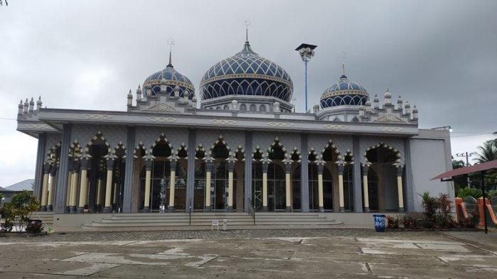 Masjid Baitul Ma'bud di Peureulak, Dibangun dari Sedekah Peziarah Kubu Aneuk Lhee, 2020 Rp 1,2 M