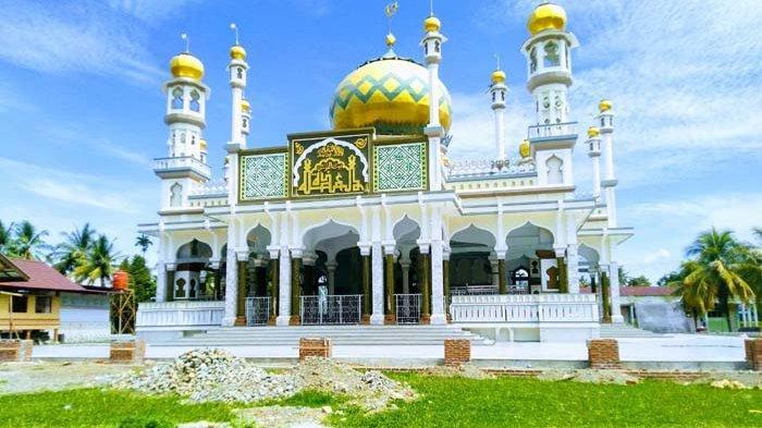 Jum'at Rabiul Awal 1443 H, Ini Nama Khatib di Sejumlah Masjid di Pidie