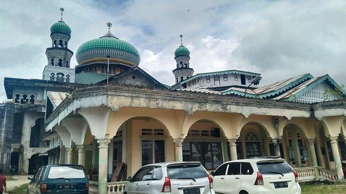 Masjid Baiturrahim, Masjid Tertua Peninggalan Sang Datuk Singkil