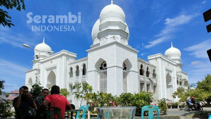 Jumat Perdana di Tahun Baru, Berikut Daftar Khatib dan Imam Shalat Jumat di 64 Masjid Banda Aceh