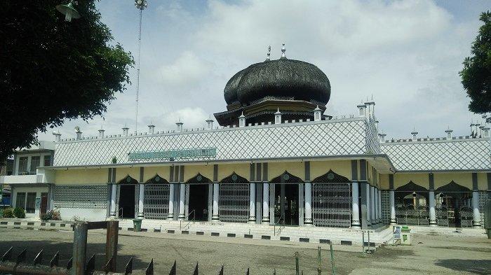 Ini Identitas Pemuda yang Mengamuk di Masjid Besar Peusangan Bireuen