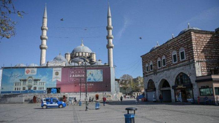 Turki Tutup Tiga Masjid dan Larang Pengikut Seorang Tokoh Islam, Memprovokasi Lockdown