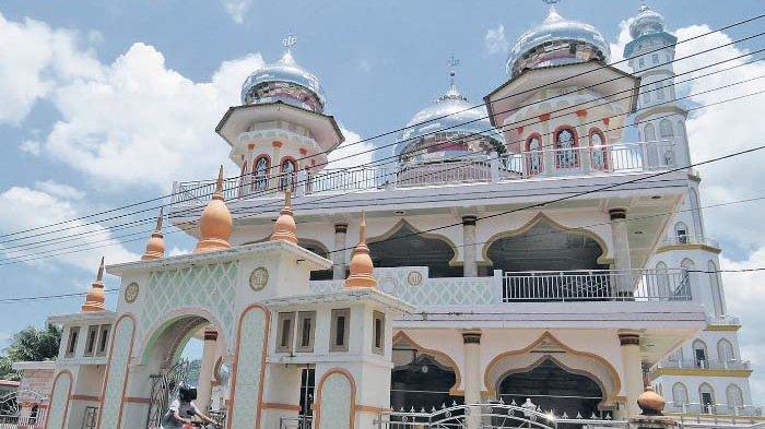 Masjid Gudang Buloh Nagan Raya, Dibangun di Masa Penjajahan dan Jadi Tempat Melepas Nazar