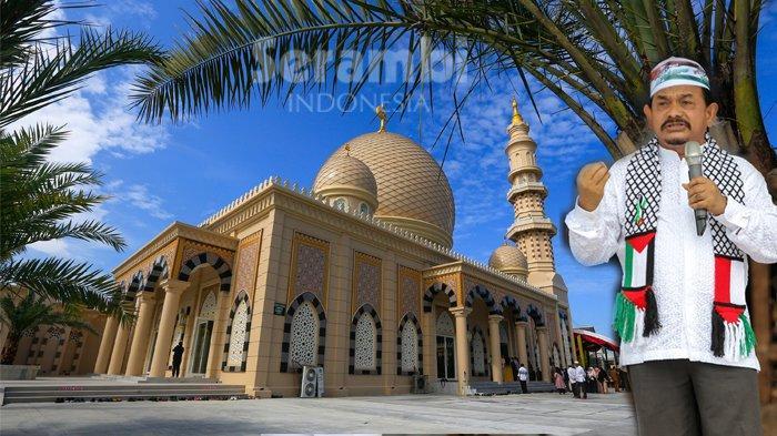 Prof Farid Wajdi Khatib Jumat Perdana di Masjid Keuchik Leumiek, Berikut Daftar Khatib di Banda Aceh