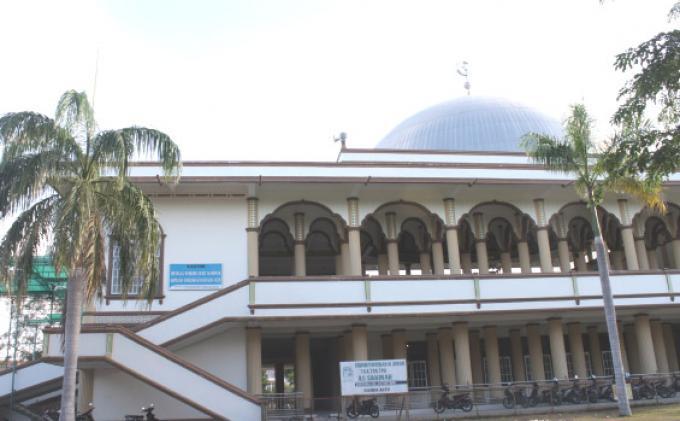Masjid Kopelma Pusatnya Kajian Islam