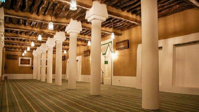 Arab Saudi Segera Buka Kembali Masjid Kuno, Seusai Renovasi Rampung Dikerjakan