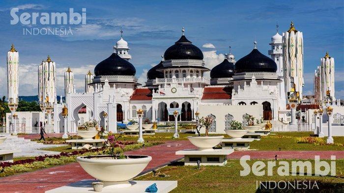 Jadwal Khatib Jumat 4 Januari 2019 di Banda Aceh, Ust. Faizal Adriansyah di Masjid Raya Baiturrahman