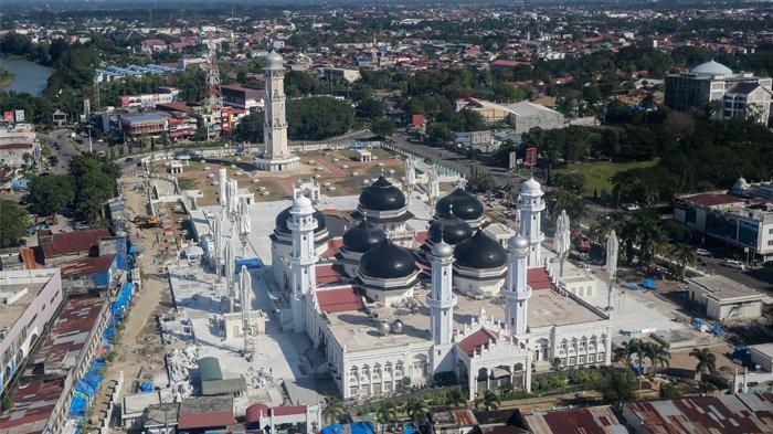 Niat dan Tata Cara Shalat Jumat, Berikut Daftar Khatib dan Imam Sholat Jumat di 69 Masjid Banda Aceh