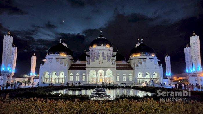 Jumat Terakhir Bulan Muharram, Berikut Daftar Tata Laksana Shalat Jumat di 64 Masjid Banda Aceh