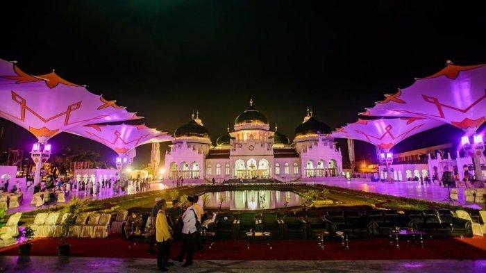 Jumat Kedua Bulan Sya'ban, 4 Profesor Jadi Khatib, Berikut Daftarnya di 66 Masjid Kota Banda Aceh