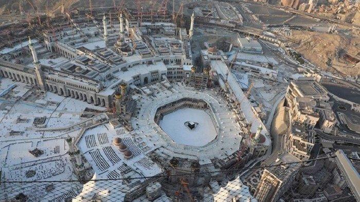 Warga Saudi Tetap Laksanakan Ied, Jamaah Harus Jaga Jarak