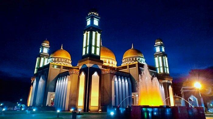 Masjid Megah Tahan Gempa di Aceh Tenggara Jadi Objek Wisata Religius