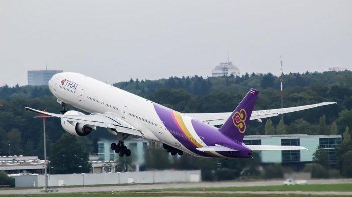 Dampak Corona, Maskapai Penerbangan Thai Airways Segera Melaporkan Kebangkrutan di Pengadilan