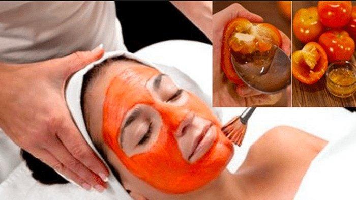 Hanya Berbahan Dasar Tomat, Ini 10 Masker Wajah untuk Kesehatan dan Kecantikan Kulit yang Luar Biasa