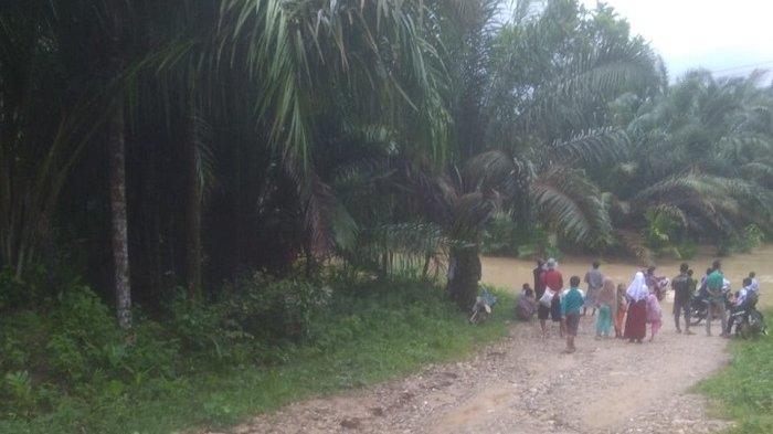 Akses ke Sekolah Tergenang Banjir, Proses Belajar di Tamiang Hulu Dialihkan ke Rumah