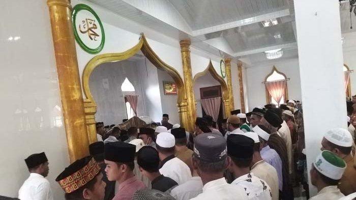 Imam Besar Masjid Agung Baitul Ghafur Abdya Meninggal