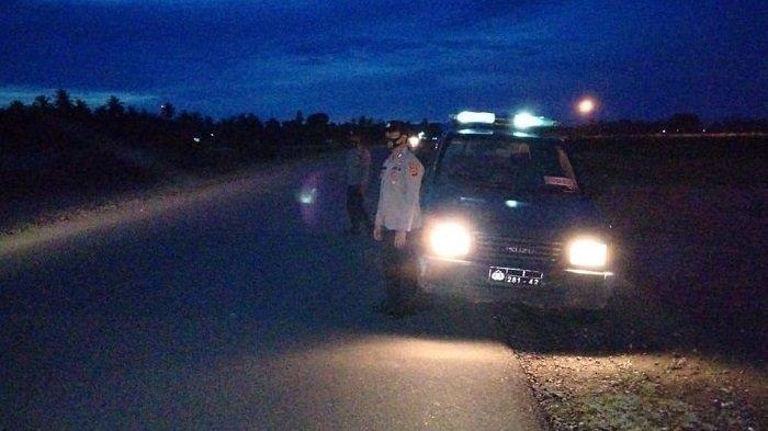 Cegah Balap Liar, Polisi Gencarkan Patroli di Lintasan Jalan PHE