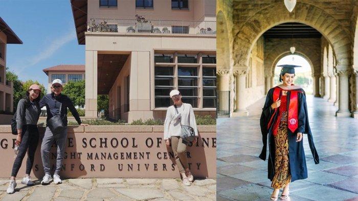Maudy Ayunda Sukses Raih 2 Gelar Magister di Stanford,Mau Kuliah di Luar Negeri Juga? Simak Tips Ini