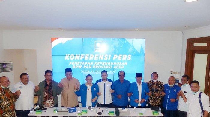 Setelah Tiga Bulan Menggantung, DPP Akhirnya Tunjuk Mawardi Ali sebagai Ketua DPW PAN Aceh