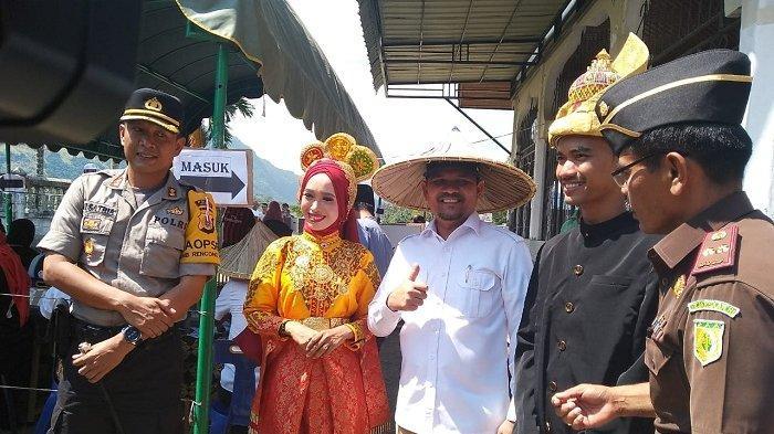 Pemilu di Aceh Besar Berlangsung Lancar