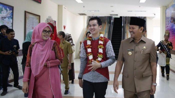 Juara Liga Dangdut Indonesia 2019, Faul Senang Diajak Promosi Wisata Aceh