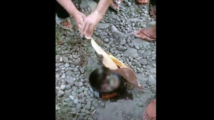 Gempar, Warga Pemalang Temukan Mayat Bayi Perempuan dalam Kaleng Biskuit