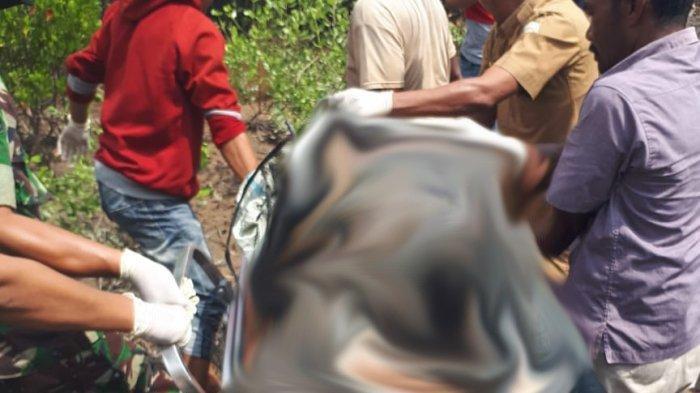 Polisi Masih Buru Pelaku Pembunuhan yang Mayatnya Ditemukan Terikat Rantai